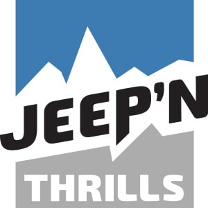 jeep'n thrills logo